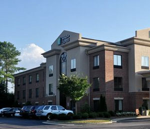 HOLIDAY INN EXP HOTEL WAKE FOREST.